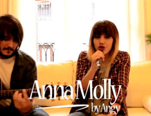 "Cover ""Anna Molly"" by Angy de Incubus"