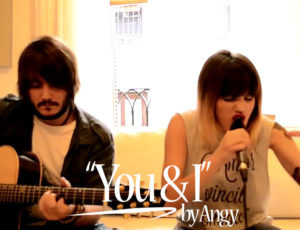 "Cover ""You & I"" by Angy de Lady Gaga"