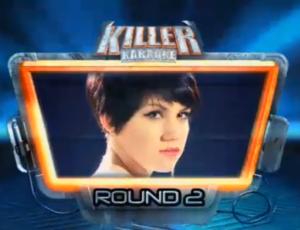 Angy en Killer Karaoke especial solidario #killerKaraokeVIP