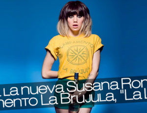 """Angy será la nueva Susana Romero en el Campamento La Brújula, """"La Llamada"""" el musical"""