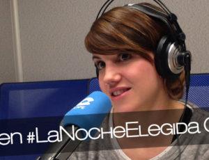 Angy en #LaNocheElegida COPE