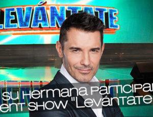 """Angy y su hermana participan en el nuevo talent show """"Levántate All Stars"""""""
