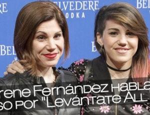 "Angy e Irene Fernández hablan sobre su paso por ""Levántate All Stars"""