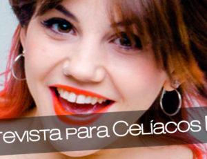 Angy entrevista para Celíacos Magazine