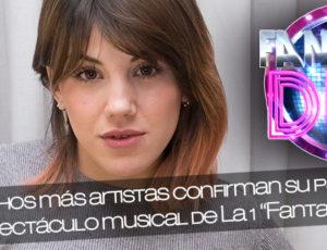 """Angy y muchos más artistas confirman su participación en el espectáculo musical de La 1 """"Fantastic Duo"""""""